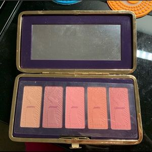 Tarte blush set, 5 colours